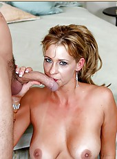 Mature women like Phyllisha Anne prefer to have younger dicks in their holes