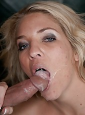 Lovely hooker Jordan Kingsley knows how to make a man satisfied