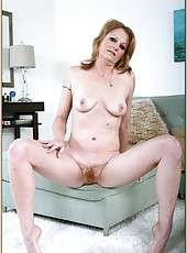 Zealous housewife Tai Ellis showing tattoes and fingering wet sissy