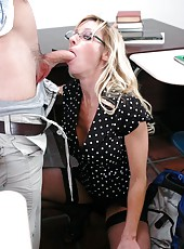 Regan Anthony is an experienced teacher with super hot fucking dreams