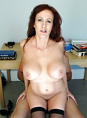 Mature teacher Bailey O