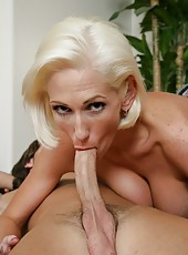Amazing chick Kasey Grant wants to be pounded in various positions