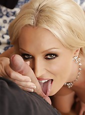 Giggly hooker Diana Doll adores getting penetrated in all possible holes