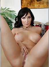Ravishing hooker Diana Prince playing with young boys in adult games