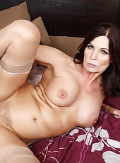Adorable babe Magdalene St. Michaels knows how to make a deepthroat