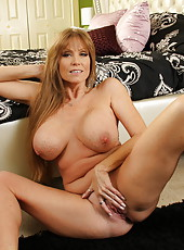 Winning lady Darla Crane showing her cool forms and jilling vagina