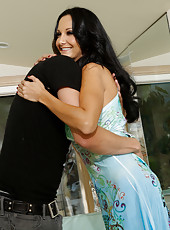 Sultry housewife Ava Addams is always in need of big juicy peckers