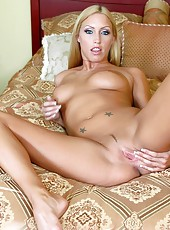 Hardcore fuck with sexy milf Cassie Young and her handsome lover