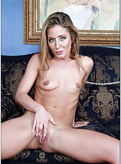 Gorgeous bitch Sheena Shaw loves to be penetrated like all dirty sluts
