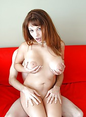 Erogenous slut Destiny Summers working only with tasty daggers and shaved balls