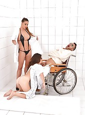 Mental Patients Forced To Do Anal