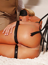 Slave Girl Takes Two Cocks By DP
