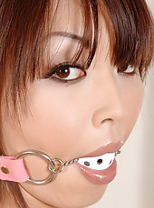Hot Japanese Babe Bound & Gagged