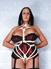 Bound to her sexual desires!