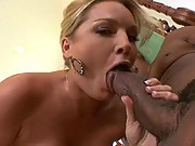 Flower Tucci Getting Her Pussy Fucked So Hard She Squirts