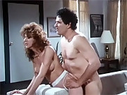 Hairy retro lady enjoys getting her body fully investigated