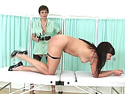 Red ass spanking