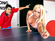 Gina Lynn fucks the competition for the trophy