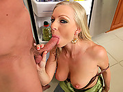 Britney Brooks fucking a sleep walking cock