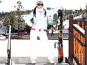 Jayden loves to snowboard before recieving a big dick poundage
