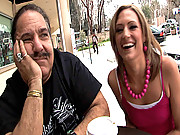 Watch Ron Jeremy plow his huge dick in this young slut