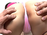 Ann Takamiya sexy Asian slut has a fine tight ass and a wet willing pussy