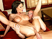Miss Jaymes cheats on her hubby with the next big thing in her