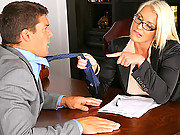 Beautiful hot big tits office babe gets nailed in her mailbox in these hot office fucking cum faced office fuck vids