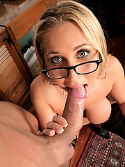 Super hot big tits business babe demands to get licked and fucked by her employee in these hot office fuck pics