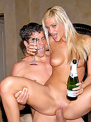 Come see this hot club babe party get nasty and naked in these banging pics