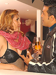 This hot sexy cougar with her huge ass and sexy rack watch her get fucked
