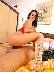 Super hot brazilian club babe gets her fat ass fucked hard in these after hour pics