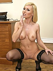 Helena Sweet says yes to everything including big cocks