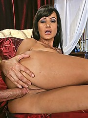 Lisa Ann in a spoof video Eyes Wide Slut