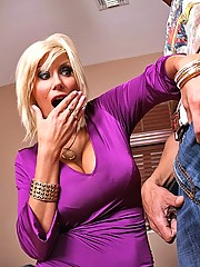 Puma Swede fucking to sell her house