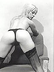 Vintage and sexy looking butt pictures from the seventies