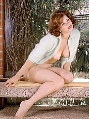 Beautiful sixties housewifes showing their natural body