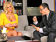 Beautiful hot ass big tits porn star shyla stylez plays a nympho who fucks her psychiatrist in these hot big dong anal fucking vids