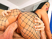 Angelica heart seeks a new boyfriend with a big cock and fucks him hardcore