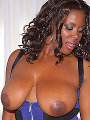 Check out this hot ass black big tits bikini babe get her black box rammed then cumfaced in these amazing fucking pics and big movie
