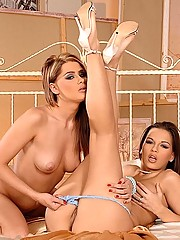 Eve Angel loves licking Lila