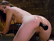 Amber Rayne: Cleaned out, Stretched & Ready for Deep Anal Action