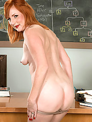 Teacher with Big Ass