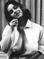 Vintage hot big retro boobies naked pictures