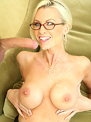 Hot Momma Brandi Edwards Gets A Mean Anal Pounding