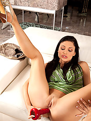 Aletta Ocean Pounded In Her Tight Ass And Facial