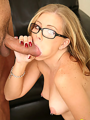 Cutie Tabitha James Has Her Gash Worked With Huge Cock