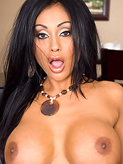 Priya Rai gobbles up a monster cock