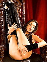 Jessica Jaymes dressed in a killer outfit!