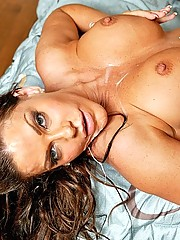 Victoria Valentino fucking her nephews british hard cock